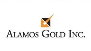 Logo de Alamos Gold