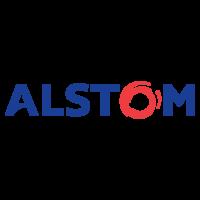Logo de Alstom Mexicana