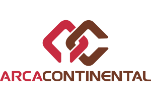 Logo de Arca Continental Corporativo