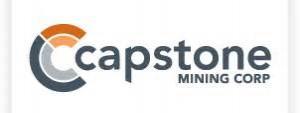 Logo de Capstone México Mining Corp.
