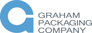 Logo de Graham Packaging México