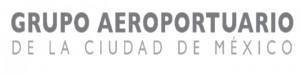 Logo de Grupo Aeroportuario de la Cd. de México