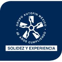 Logo de Grupo Autofin México
