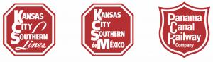 Logo de Kansas City Southern de México