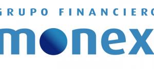 Logo de Monex Casa de Bolsa