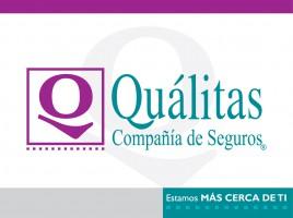Logo de Quálitas Compañía de Seguros
