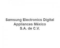 Logo de Samsung Electronics Mexico