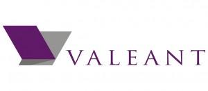 Logo de Valeant Farmacéutica