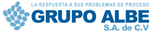 Logo de Grupo Albe
