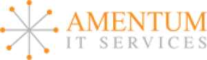 Logo de Amentum it Services