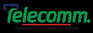 Logo de Telecomunicaciones de Mexico
