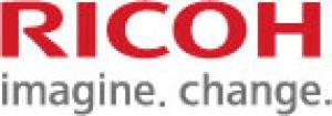Logo de Copiadoras Ricoh