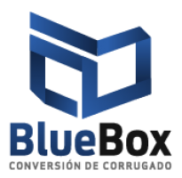 Logo de Blue box