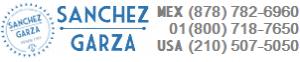 Logo de Mueblería Sánchez Garza de Piedras Negras,de