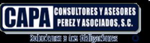 Logo de Cpnsultores y Asesores Pérez y Asociados,cap