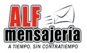 Logo de Alf Mensajería