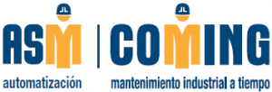 Logo de Asm Coming
