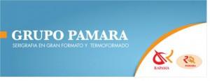 Logo de Grupo Pamara Serigrafía