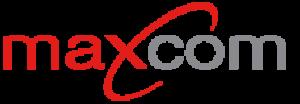 Logo de Maxcom Telecomunicacionesb, de C.v.