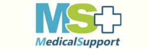 Logo de Medical Support