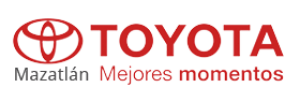 Logo de Toyota Mazatlán