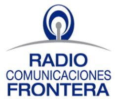 Logo de Radio Frontera