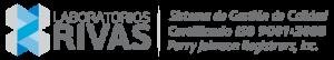 Logo de Laboratorios Químicos Rivas