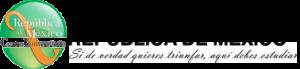 Logo de Centro Universitario República de México