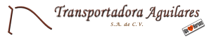 Logo de Transportadora Aguilares