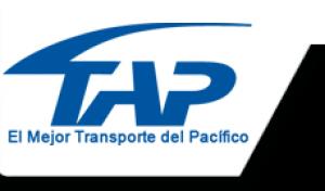 Logo de Transportes y Autobuses Del Pacifico