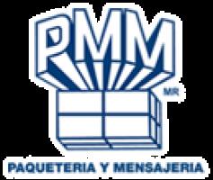 Logo de Paqueteria y Mensajería en Movimiento,de C.v