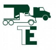 Logo de Transportes Especializados Antonio de la Torre e h