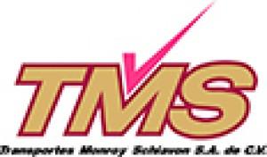 Logo de Transportes Monroy Schiavon