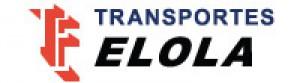 Logo de Transportes Elola