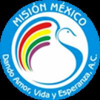 Logo de Albergue Mision México