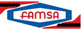 Logo de Grupo Famsa