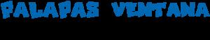 Logo de Palapas Ventana