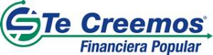 Logo de Te Creemos