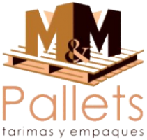 Logo de Pallets, Tarimas y Empaques