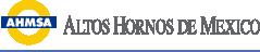Logo de Altos Hornos de México
