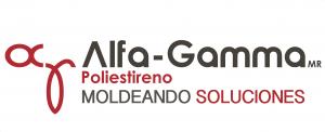 Logo de Poliestireno Alfa Gamma