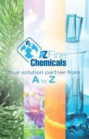 Logo de Comercializadora az Fine Chemicals