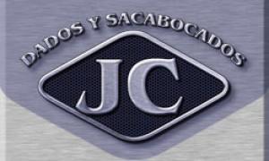 Logo de Dados y Saca Bocados jc